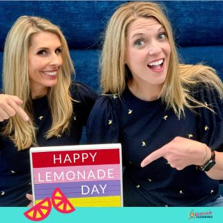 Did y'all know we have our own holiday? Well, maybe not 🤷🏼♀️🤷🏼♀️  We think every day is #LemonadeDay and we invite you all to grab a glass, download an episode or season & celebrate life and learning's sweets & sours with us 🍋