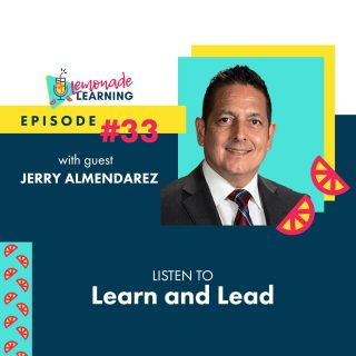 Catch our June #LemonadeLearning episodes with Jerry Almendarez and Kerry Gallagher! 🎧Wherever you listen to podcasts.  📺 Also available on YouTube!  #ThirstyThursday  @jerryalmendarez @kerryhawk02 @bhodgesedu @lainierowell