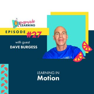 Disruptor extraordinaire + King of the Pirates @dbc_inc joins us in a high-energy conversation that has us talking about being vulnerable, following our own advice, and letting go of perfectionism. If you are ready to live wide and read wide, this episode is for you!  ▶️ Ever let perfect get in your way of progress?  Share your story in the comments 🔽 for some 🍋SWEET🍋 swag.