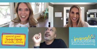 "*NEW*🎉 Part2: Leading with Hope Through Uncertainty w/ @casas_jimmy  🔹4 most powerful words in #LeaderEd 🔹key to leading amid uncertainties 🔹""Life Fit"" brings the best out in all  🎧 Listen/Subscribe at LemonadeLearning.us #LemonadeLearning @bhodgesEDU"
