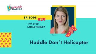 We bring you Laura Tierney @soLaur who you may know from Melinda Gates' tweet, as Founder+CEO of @TheSocialInst or as Duke Athlete of the Decade!  In this #LemonadeLearning episode, Laura reveals the future of social emotional learning & social media.