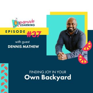 A fresh 🍋batch🍋 of Lemonade Learning drops today! Fresh on the podcast today we have celebrated children's book author, speech pathologist and singer-songwriter @booksbydennis You will not want to miss out on this fresh look at story and finding the joy!