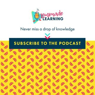 We're mixing up another 🍋REFRESHING🍋 batch of #LemonadeLearning, set to drop tomorrow 🗓️ 2.25.21 Guest @EvoHannan adds a global perspective in an episode #designED to be full of flavor.  SUBSCRIBE TODAY and you'll never miss another drop!