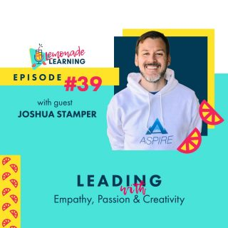 A fresh batch is headed your way this THURSDAY! We could not be more excited to share a glass with YOU! You won't want to miss the conversation with our friend @Joshua__Stamper! He is an educator, author, and an incredible advocate for students.   #eduleader #edupodcast #tramainformed #principalsofinstagram #educator #teachersofinstagram