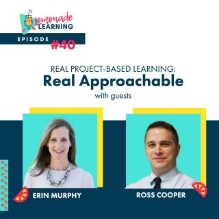 You won't want to miss this amazing conversation! This week we're talking project-based learning with none other than @RossCoops31 and @psumurphette ! Join us THIS THURSDAY as we dive into the world of PBL! #projectbasedlearning #instructionalcoach #teaching #principals #learnersareleaders