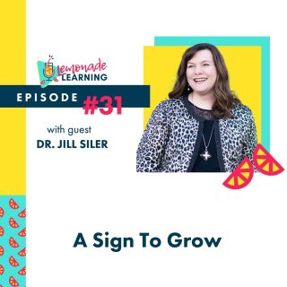 Award-winning superintendent + author Dr. Jill M. Siler joins us for high-energy conversation that has us talking about being vulnerable, following our own advice, and pushing those real world, real hard things from surviving ↗️ to THRIVING.  🎧 https://www.lemonadelearning.us/?utm_campaign=coschedule&utm_source=instagram&utm_medium=lemonadelearning&utm_content=Home%20-%20Lemonade%20Learning%20Podcast  ▶️ What's something you've grown to THRIVE?  Share your story in the comments 🔽 for some 🍋SWEET🍋 swag.